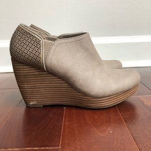 Dr. Scholl's Ankle Boot Booties Size 7.5